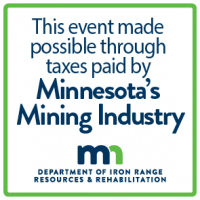 Advertisement for Minnesota's Department of Iron Range Resources & Rehabilitation